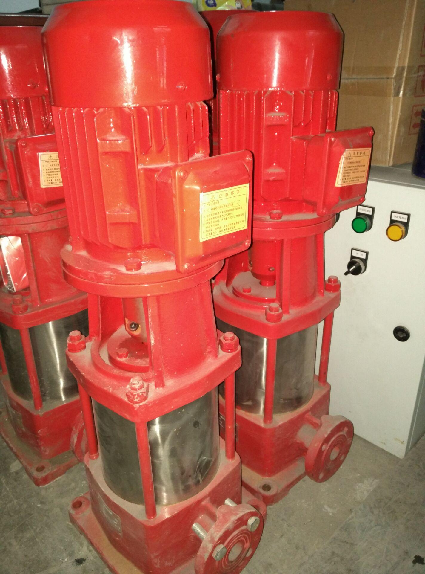 消防稳压泵1,安徽德克特机电设备有限公司